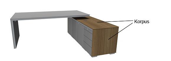sideboard-korpus